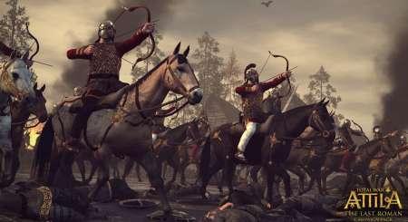 Total War ATTILA The Last Roman Campaign Pack 1