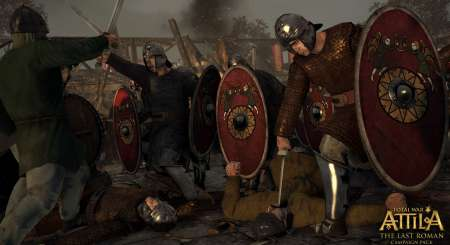 Total War ATTILA The Last Roman Campaign Pack 2