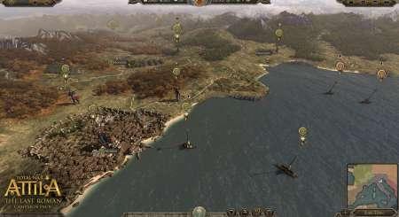 Total War ATTILA The Last Roman Campaign Pack 3