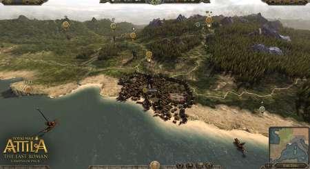 Total War ATTILA The Last Roman Campaign Pack 4
