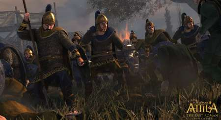 Total War ATTILA The Last Roman Campaign Pack 7