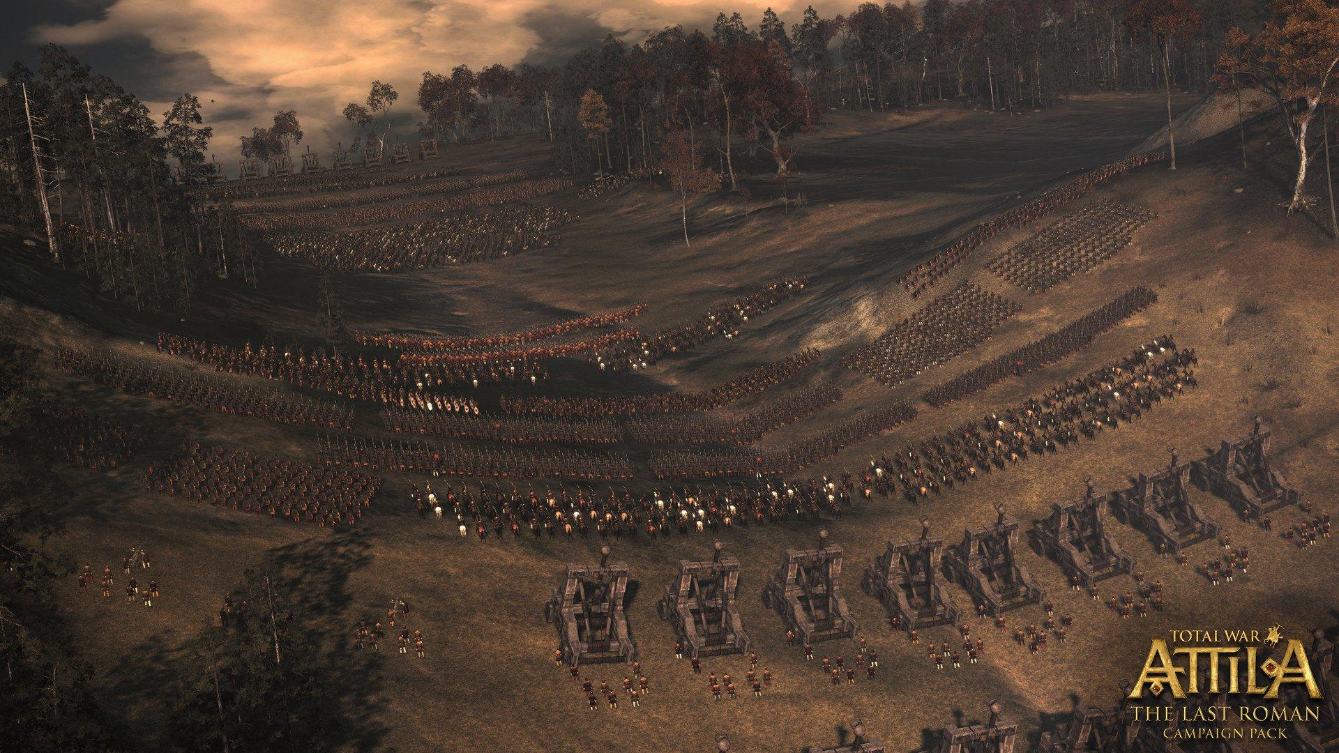 Total War ATTILA The Last Roman Campaign Pack 6