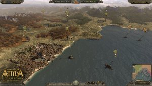 Total War ATTILA The Last Roman Campaign Pack - náhled