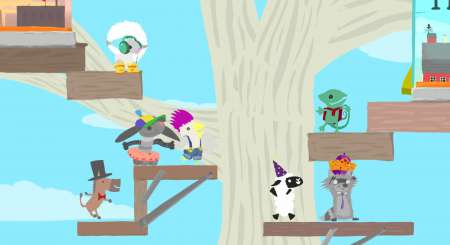 Ultimate Chicken Horse 4