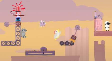 Ultimate Chicken Horse 5