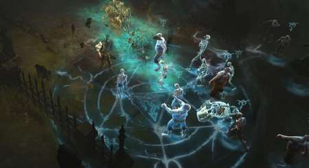 Diablo 3 Rise of the Necromancer Pack 6