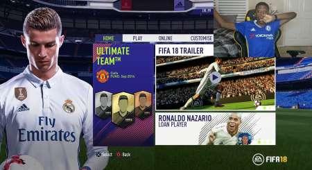 FIFA 18 2200 FUT Points 4