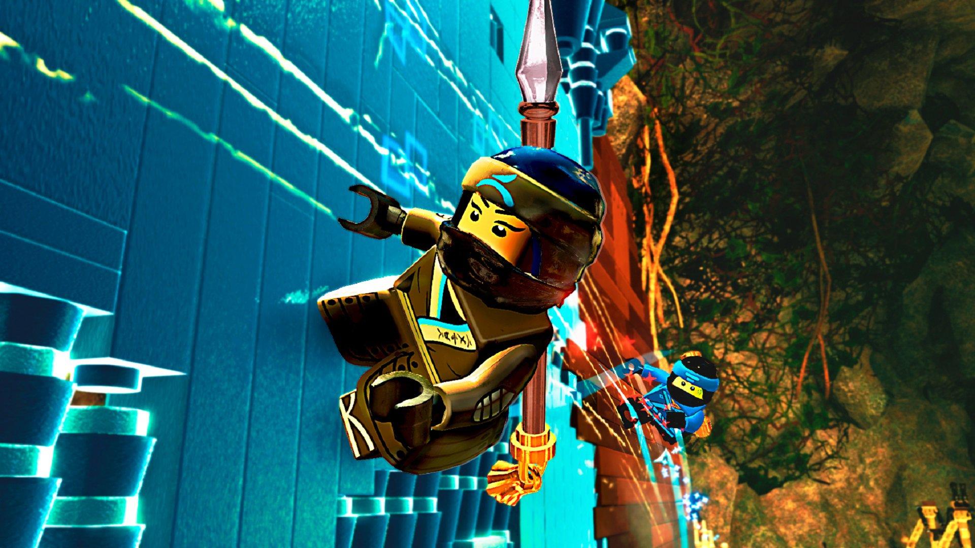 The LEGO NINJAGO Movie Video Game 3