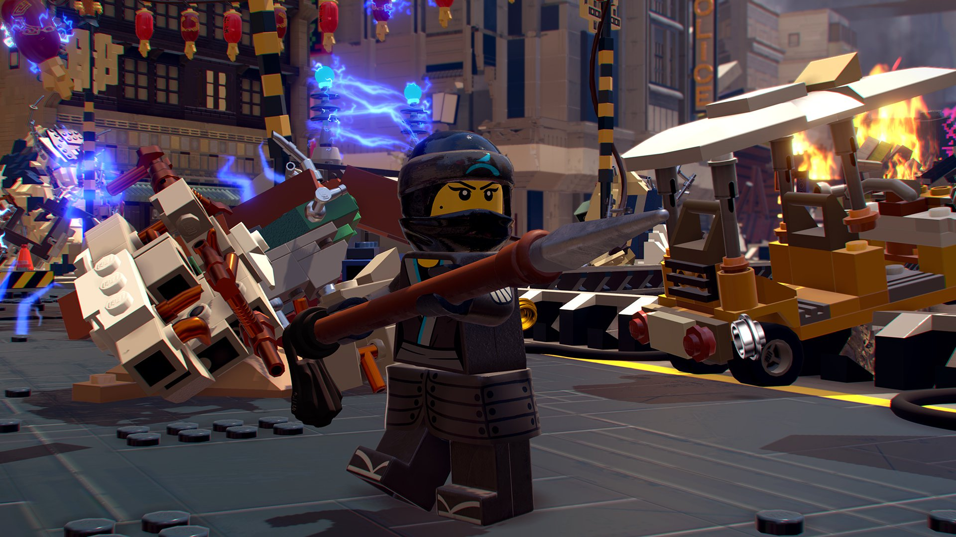 The LEGO NINJAGO Movie Video Game 6