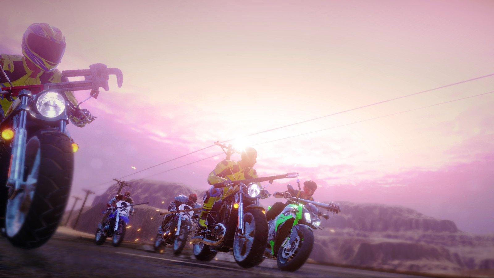Road Redemption 6