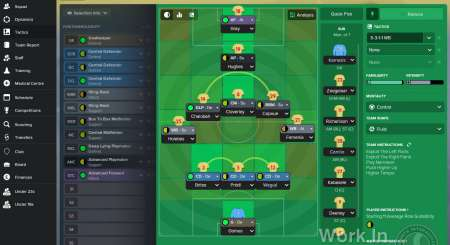 Football Manager 2018 1