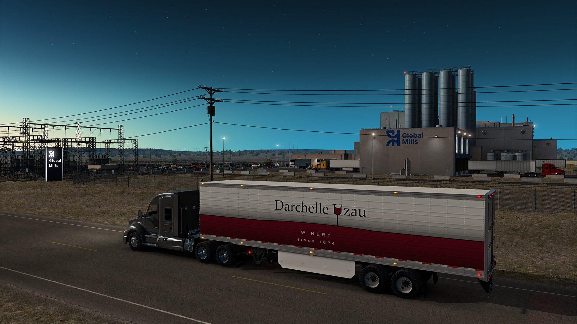 American Truck Simulator New Mexico 11