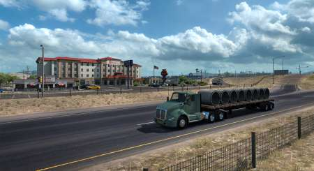 American Truck Simulator New Mexico 2