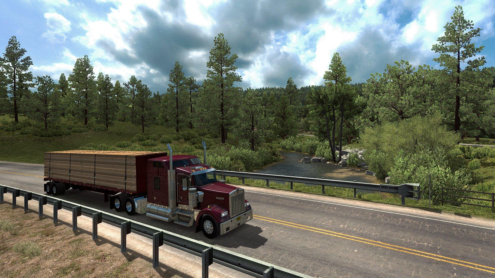 American Truck Simulator New Mexico 8