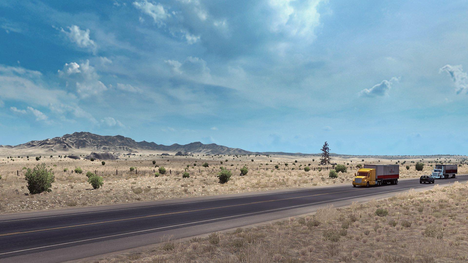 American Truck Simulator New Mexico 9