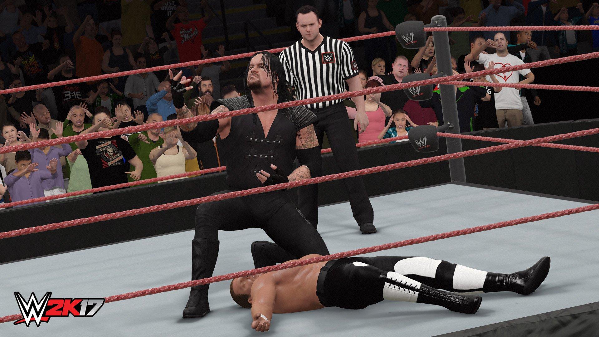 WWE 2K17 11