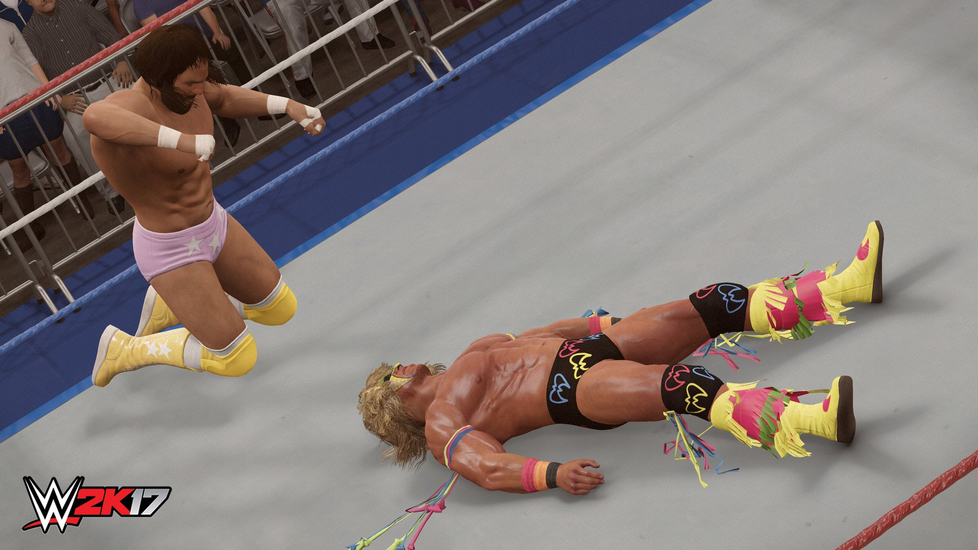 WWE 2K17 14