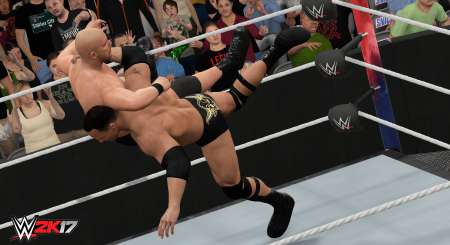 WWE 2K17 7