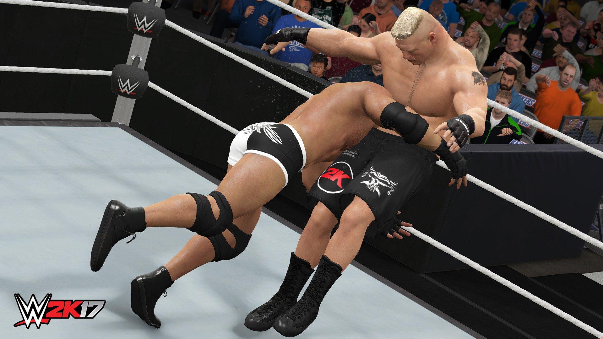 WWE 2K17 6