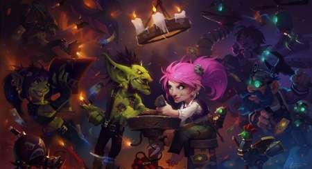 15x Hearthstone Goblins vs Gnomes Pack 3