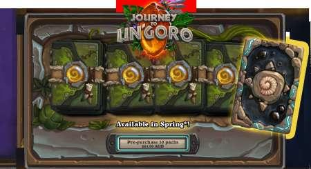 15x Hearthstone Journey to Un'Goro 3