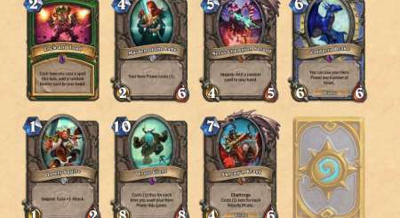 15x Hearthstone The Grand Tournament Pack 1