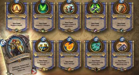 15x Hearthstone The Grand Tournament Pack 2
