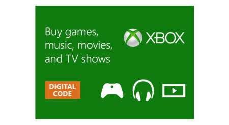 Microsoft Xbox live Dárková karta 1500 kč 3