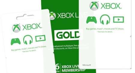 Microsoft Xbox live Dárková karta 1500 kč 4