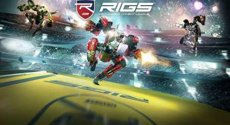 RIGS Mechanized Combat League 1