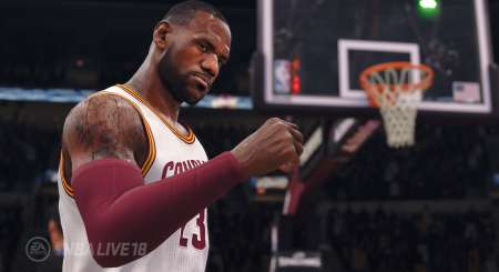 NBA Live 18 Ultimate Team 5850 Points 1