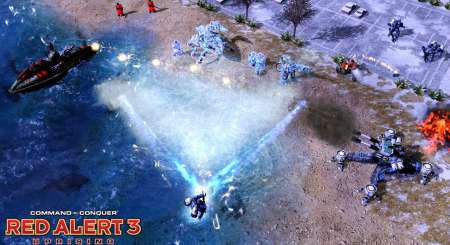 Command and Conquer Red Alert 3 Uprising 2