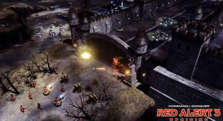 Command and Conquer Red Alert 3 Uprising 9