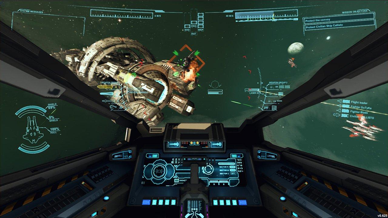 Starway Fleet 11