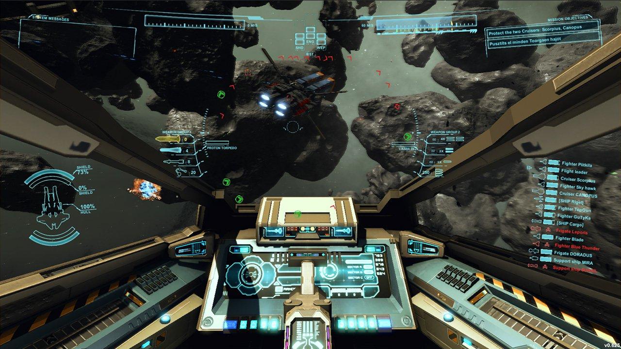 Starway Fleet 14