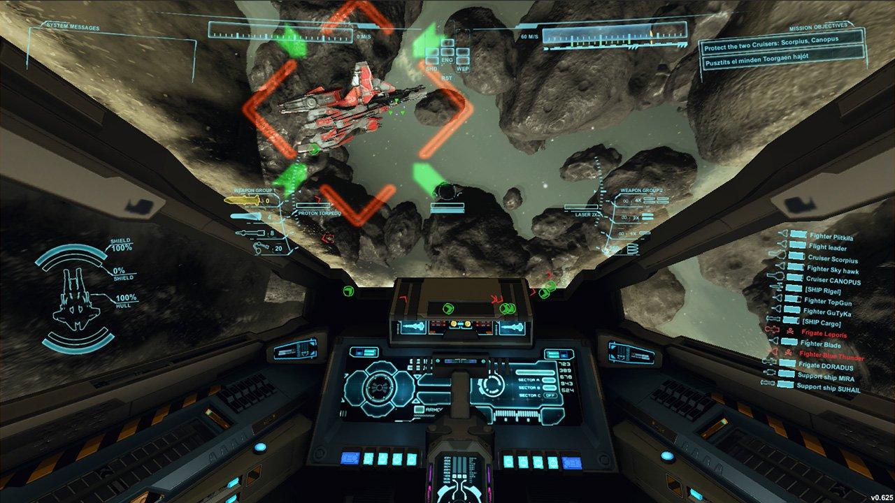 Starway Fleet 9