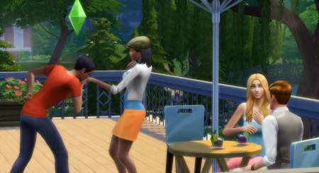 The Sims 4 Digital Deluxe Edition 2