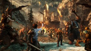 Middle-Earth Shadow of War Xbox One - náhled