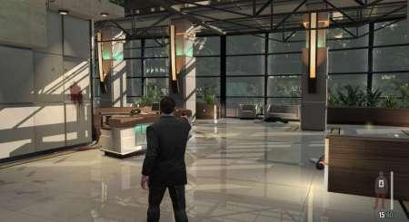 Max Payne 3 Cemetery Multiplayer Map DLC Xbox 360 2480