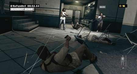 Max Payne 3 Cemetery Multiplayer Map DLC Xbox 360 2481