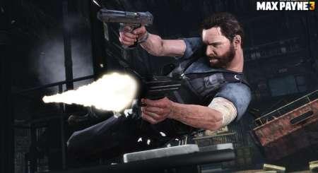 Max Payne 3 Cemetery Multiplayer Map DLC Xbox 360 607