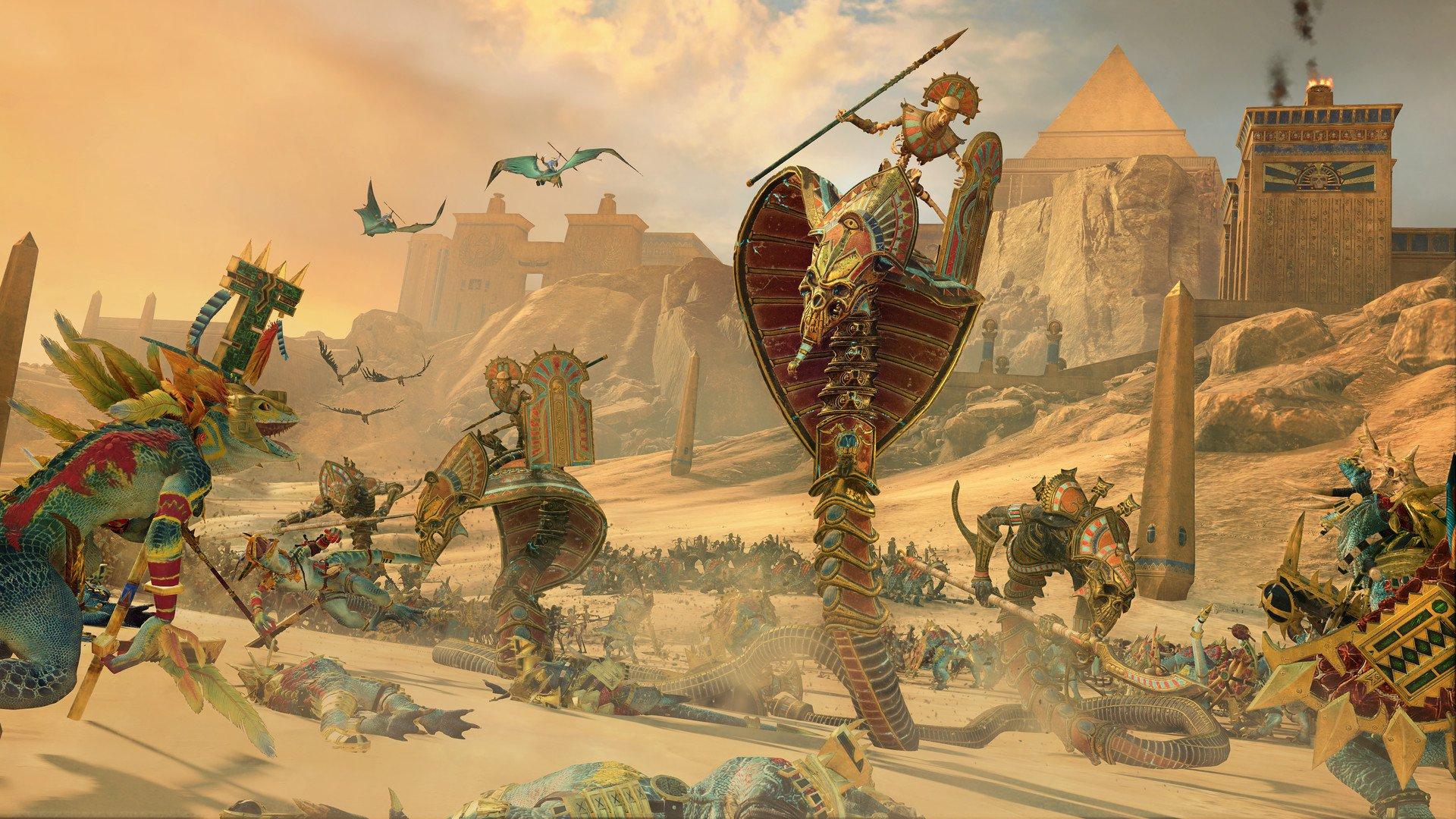Total War WARHAMMER II Rise of the Tomb Kings 10