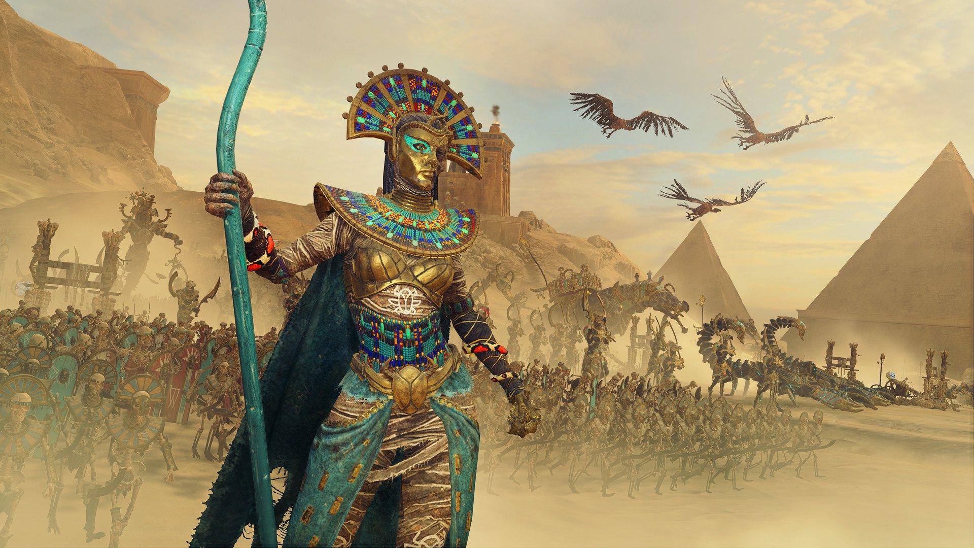 Total War WARHAMMER II Rise of the Tomb Kings 3