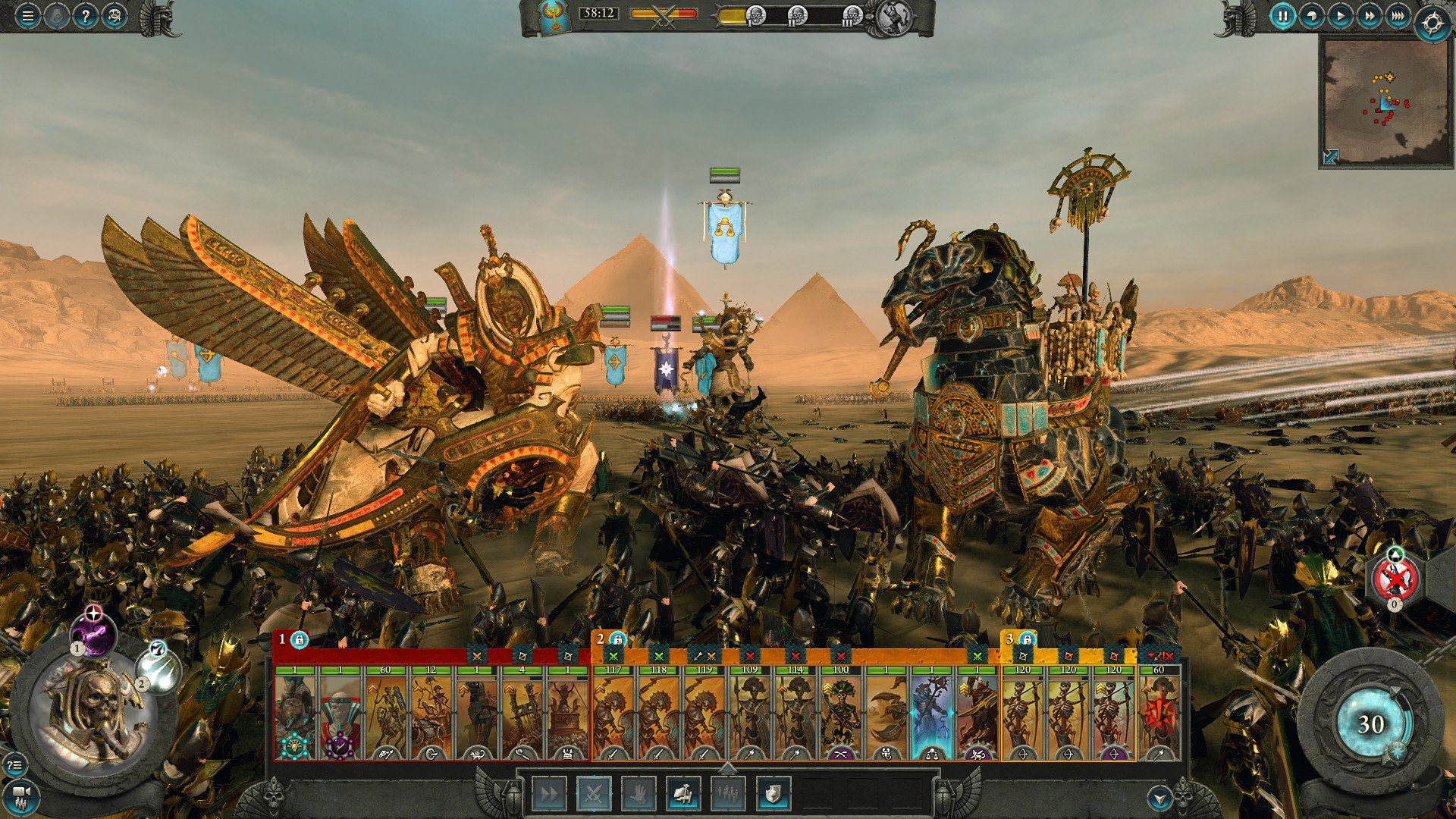 Total War WARHAMMER II Rise of the Tomb Kings 5