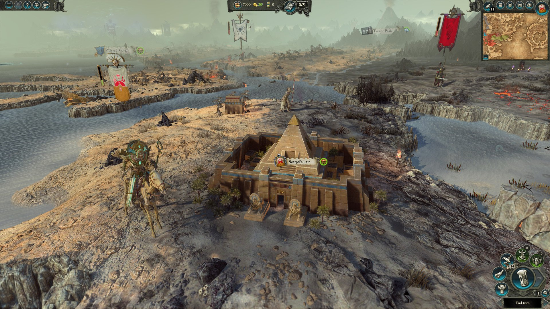 Total War WARHAMMER II Rise of the Tomb Kings 6