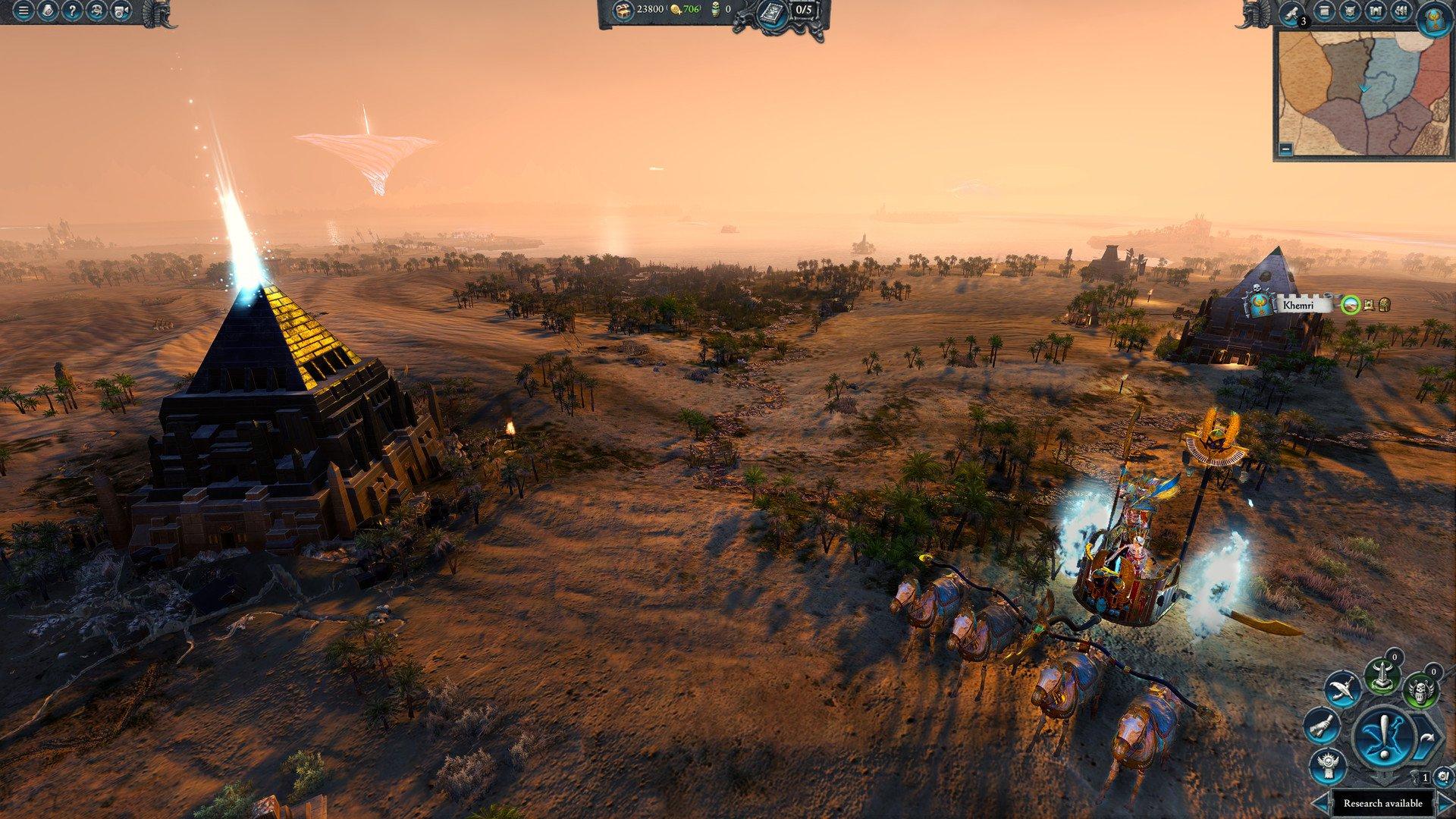 Total War WARHAMMER II Rise of the Tomb Kings 7