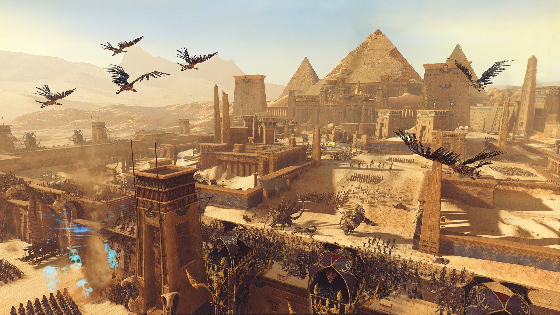 Total War WARHAMMER II Rise of the Tomb Kings 9