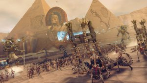 Total War WARHAMMER II Rise of the Tomb Kings - náhled