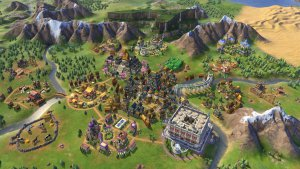 Civilization VI Rise and Fall - náhled