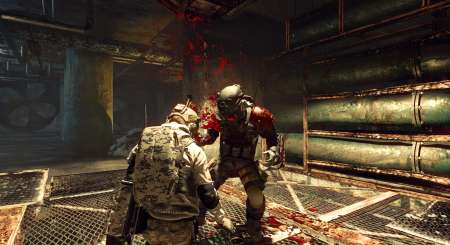Resident Evil Umbrella Corps 4